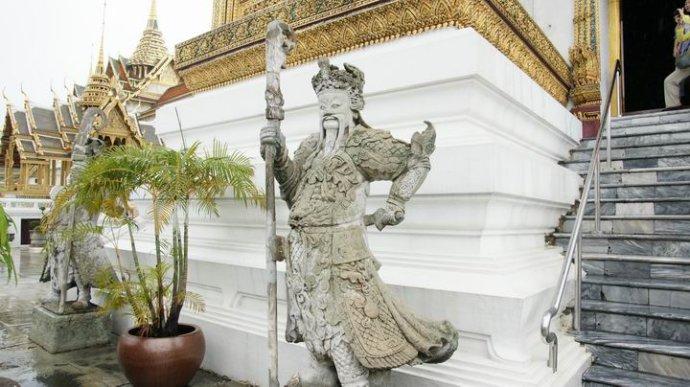 金碧辉煌的泰国大皇宫(组图) - 景色这边迷人 - ljd61579550 的博客