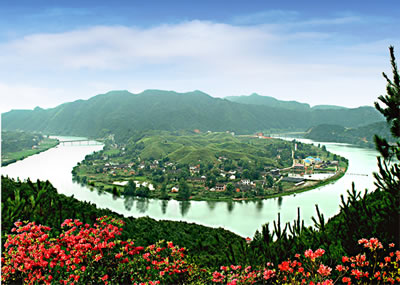 我美丽的家乡 平江