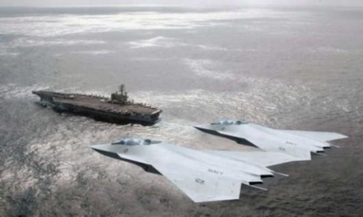 中俄跨过隐形战机门槛 美军有压力开研六代战机 - scott - 鹏程万里