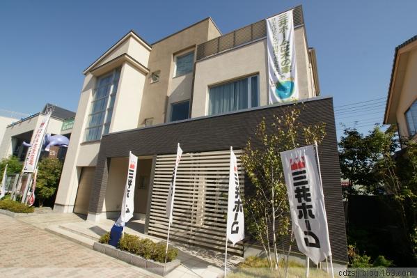 日本的住宅公园 - 成都装饰jj - 成都市建筑装饰协会86643697