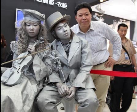 赵巍:中国厨卫展
