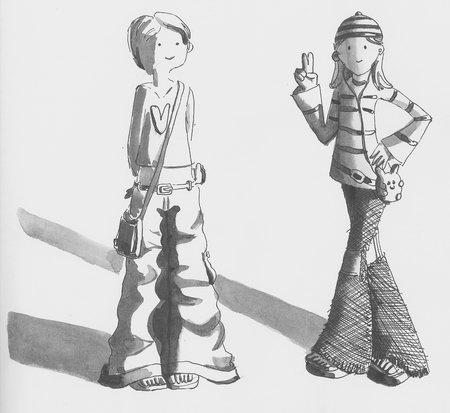 涂鸦·近期习作(3) - lq - LQ的博客