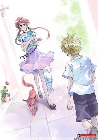 狞猫姐弟01 - 颖果 - 流嵐羽榭