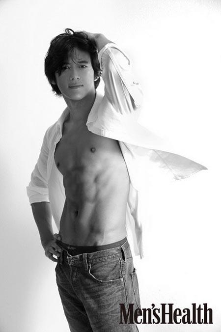 男星激情裸肌十宗最(图) - 104286596 - 左岸男模坊