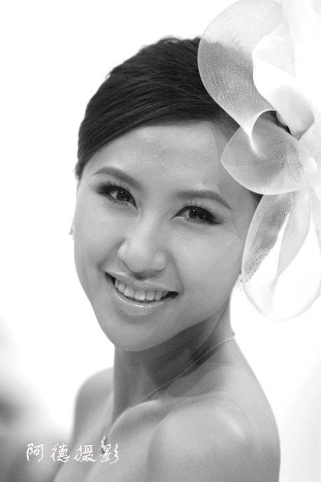 2010北京车展黑白美女 - 阿德 - 图说北京(阿德摄影)BLOG