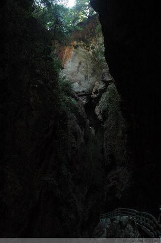 [原创摄影]云南,好喜欢(2)-九乡风景 - 松江蓑笠翁hitcdw - hitcdw摄影、旅游
