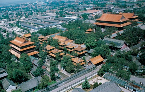 中国的29处世界遗产!【组图】 - 無為居士 - 無為齋