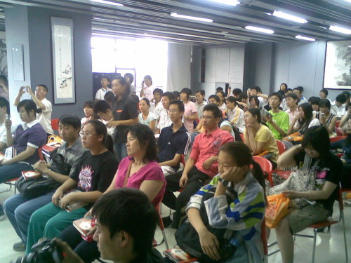 北京、南京、苏州签售现场 - 蔡骏 - 蔡骏的博客