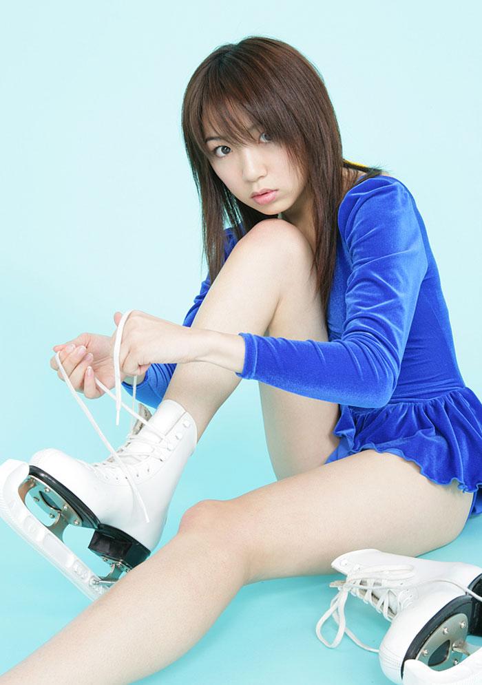 冰上少女  - 海南战友 - hazzh620408 的博客欢迎您