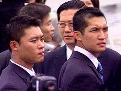 中南海保镖--中央警卫局国家领导人贴身警卫 -
