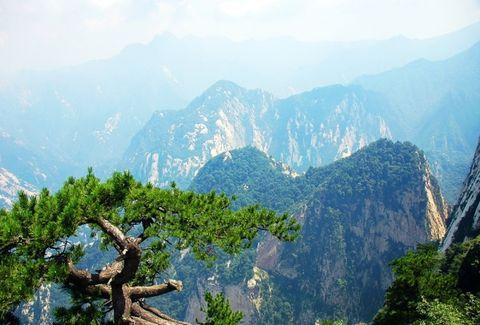 """西岳""""华山""""游记 - 枫叶 - 枫叶的博客"""