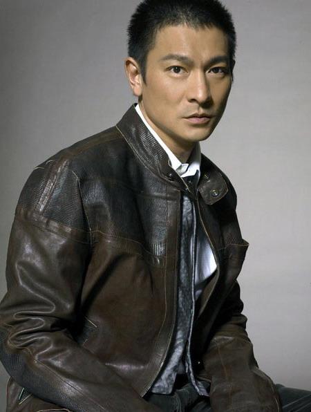 中国电影报道 刘德华 曾志伟怀旧造型亮相
