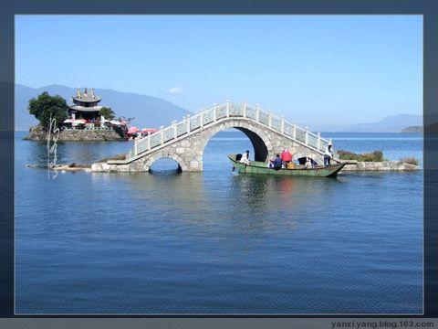 〔原创摄影6幅〕洱海风光 - 烟溪杨 - 烟溪.杨 的原创摄影博客