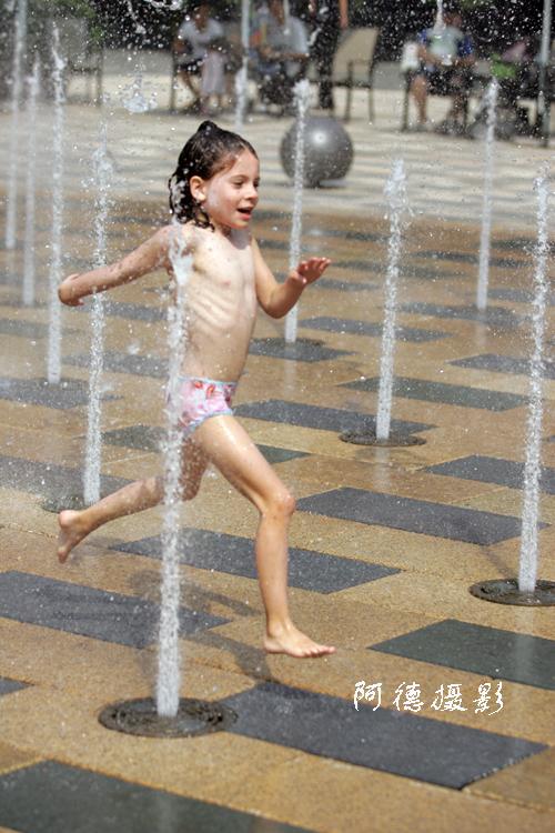 时尚三里屯戏水篇(下) - 阿德 - 图说北京(阿德摄影)BLOG
