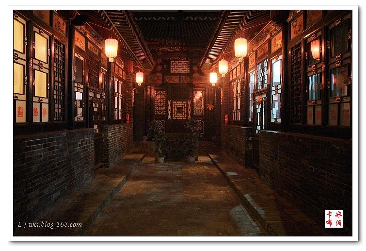 平遥古城夜色美(原创摄影) - 冰滴卡布 - l-j-wei的个人主页