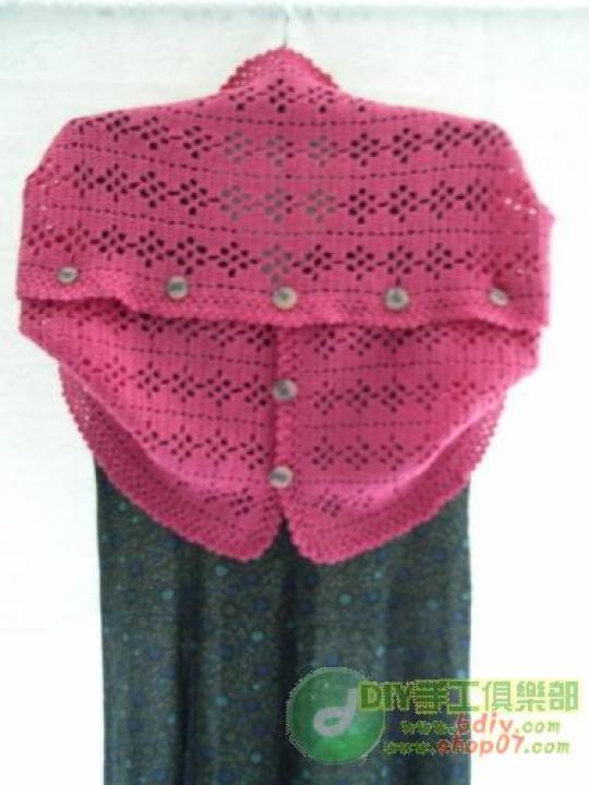 几种穿法的钩衣 - 停留 - 停留编织博客