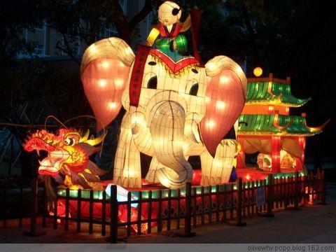 08文化公园新春灯会 - 碧水盈盈 - 碧水长流