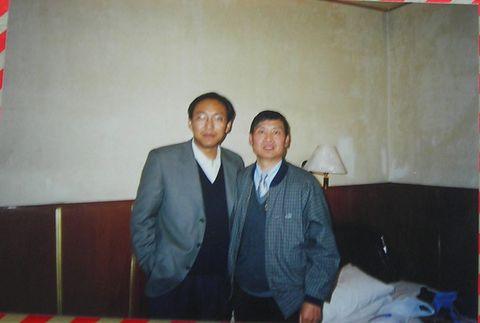 送别格桑--协和医大阜外医院博士毕业回西藏工作 - wing - wang-j-g的个人主页