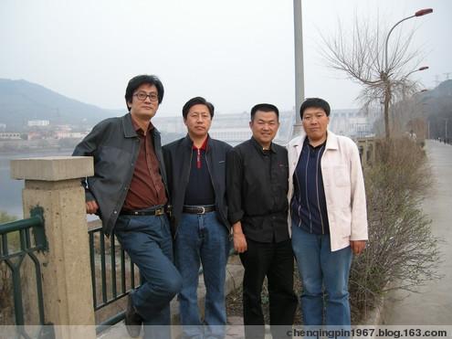 十年之后:吉林市再见一众老朋友 - 陈清贫 - 魔幻星空的个人主页