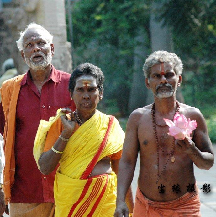 南印度最具特色的塔门 - Y哥。尘缘 - 心的漂泊-Y哥37国行