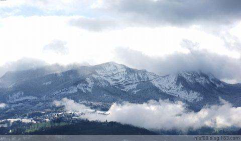 诗一首:山雪 - 无疆 - 无疆的世界