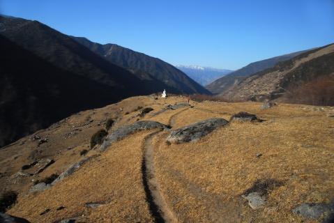 四姑娘风景区-海子沟之一 - 高山长风 - 亚夫旅游摄影博客