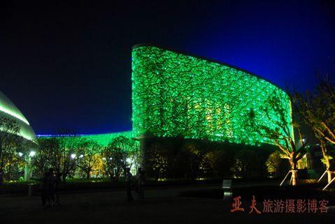 (原创)现代建筑代表作——苏州鸟巢之一 - 高山长风 - 亚夫旅游摄影博客