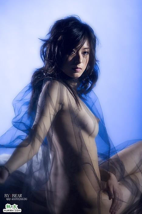 蓝色妖姬 - 玉洁龙 - 玉洁龙
