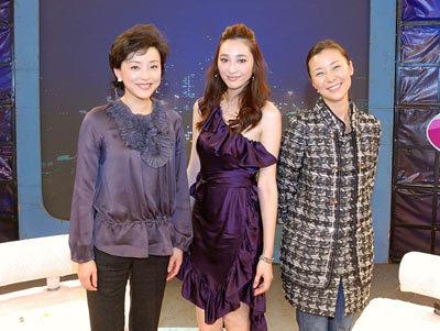 吴佩慈——九头身美女的心经 - 杨澜 - 杨澜 的博客