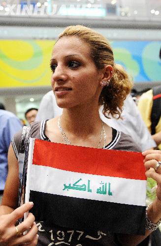 国际奥林匹克光照之下的伊拉克 - 老何东 - 何东老邪