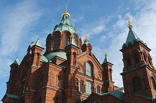 欧洲最大的东正教堂____乌斯本斯基大教堂 - 西樱 - 走马观景