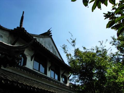 华东采风苏州留园(2008.10.12) - ★风暴之眼★ - 风暴航空
