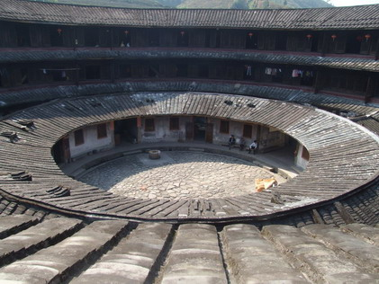 如此奇迹:神州第一土楼 - liuyj999 - 刘元举的博客