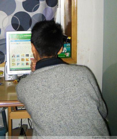 2009年的第一件成品毛衣 - 湖畔居 - 湖畔居的博客