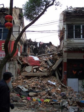 无锡惠山横街强拆续 - 方月亮 - 一个被拆迁户的经历ing
