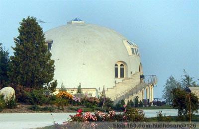 竟有如此建筑艺术[世界奇景] - huchosan - huchosan的博客