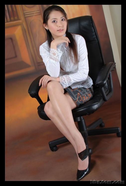 引用 白领丽人 - 漂亮的高跟鞋 - 漂亮高跟鞋我也爱穿