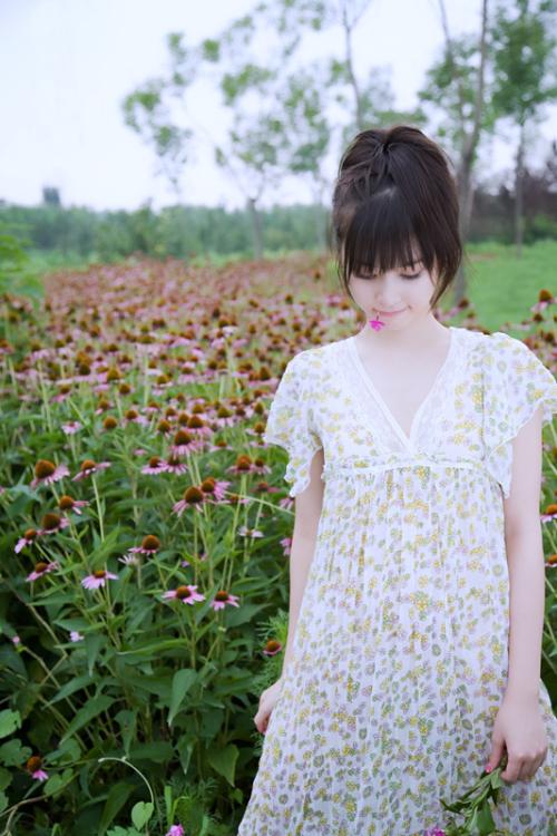 天公作美,我的新宣传照~ - 袁菲 - 袁菲 的博客