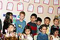 美国幼儿园的圣诞开放日