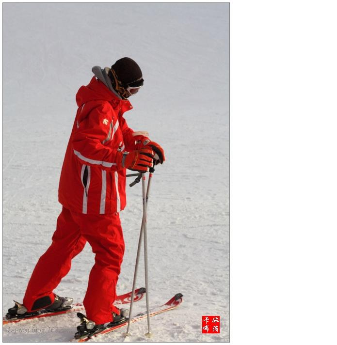 万龙戏雪(原创摄影) - 冰滴卡布 - l-j-wei的个人主页