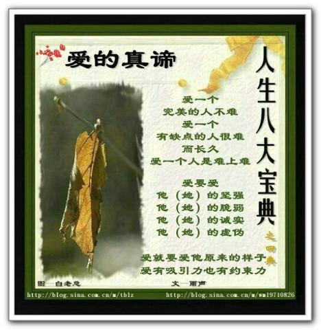 爱的真谛 - daigaole101 - 我的博客