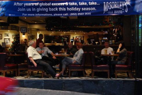 内地狗仔偷拍香港半山众生相 - 行走40国 - 行走40国的博客