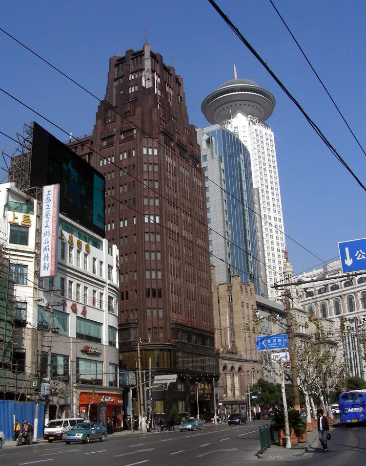 上海故事( - 语溪子 - 语溪子的博客