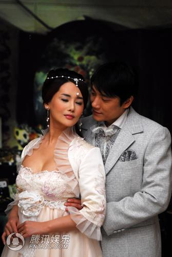 杨欣与李毅 - 水无痕 - 明星后花园