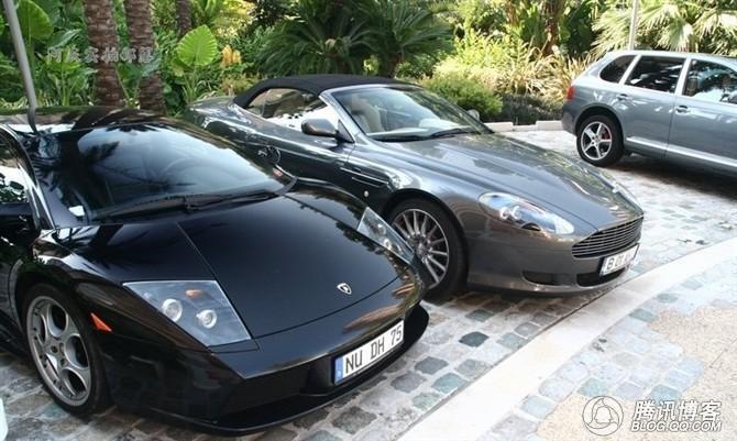 遍地豪车的摩纳哥 - ZKP - sxxyzkp 的博客