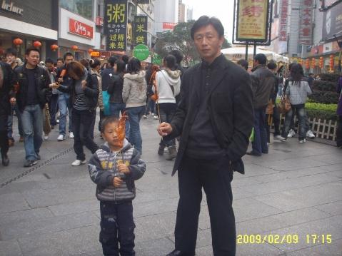 【原创】春节之旅 : 欢乐祥和的长沙与鬼斧神工的张家界 - 冷眼向阳 - 冷眼向阳的博客