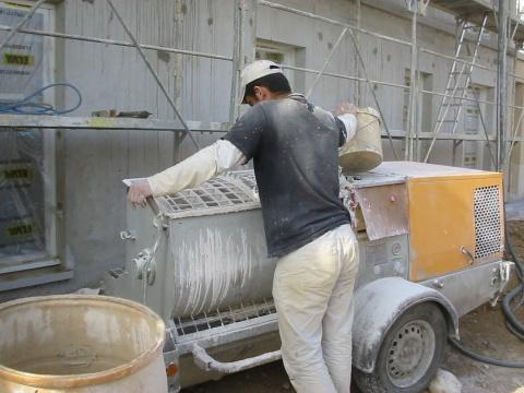 法国普通民用建筑的外墙防水装饰砂浆(一) - pfspfs666.popo - 反三的博客