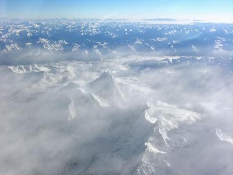 飞越帕米尔 - 淡淡云天 - 淡淡云天