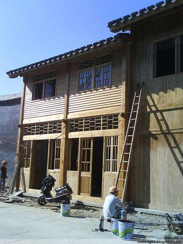 三坊七巷修复工程中的土洋结合的施工方法 - 囊邮斋主人 - 囊邮斋的博客