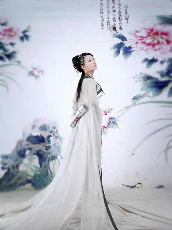 文/女人如书(音画) - 冰清玉潔 -